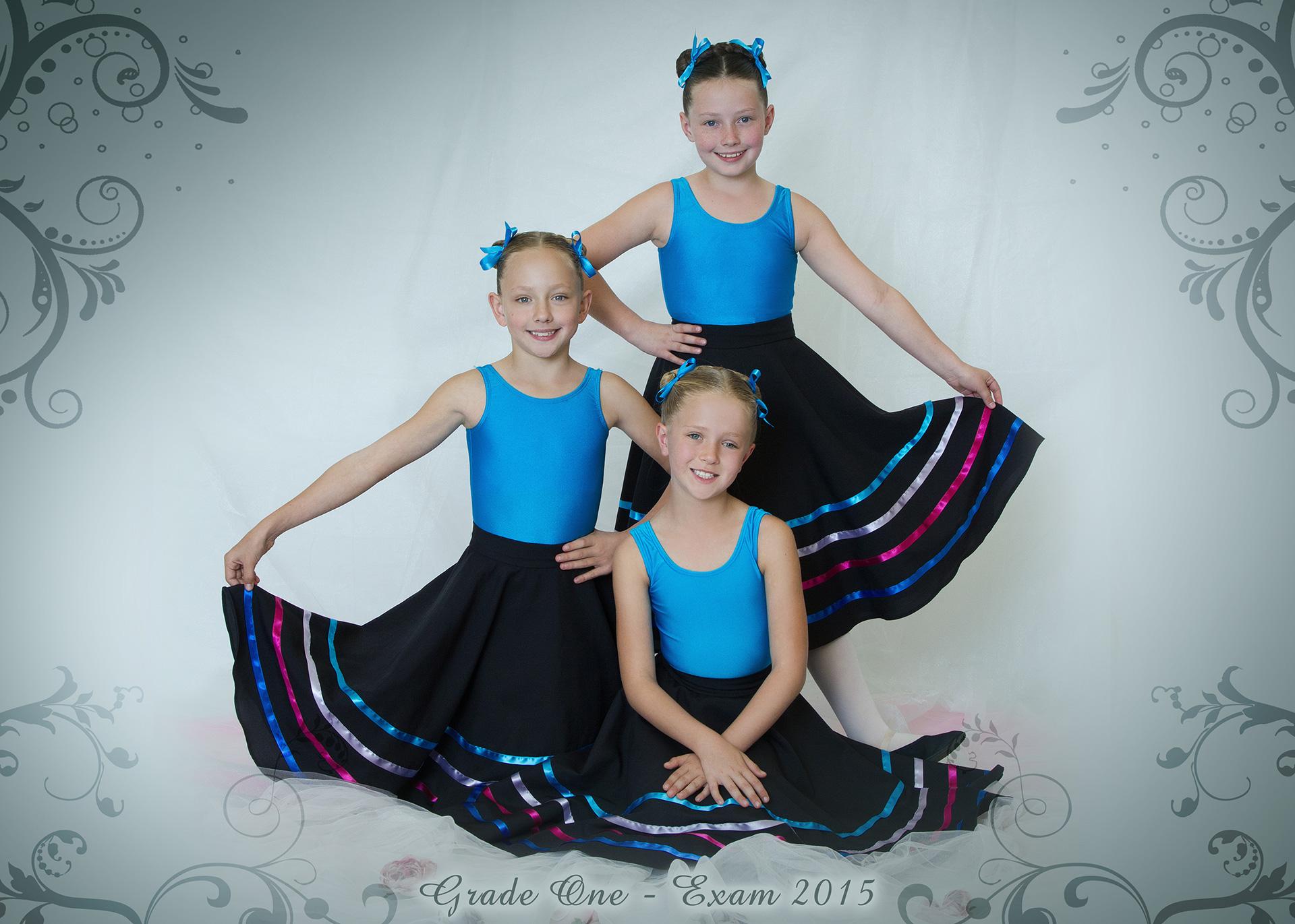 Ballet Exams 2015 - Liezel Marais Dance Academy