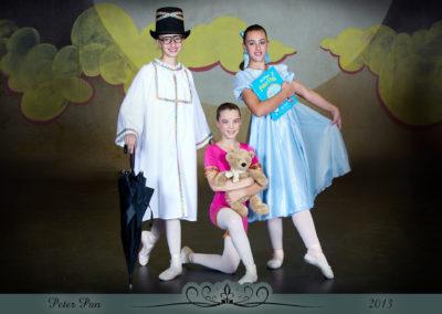 Liezel Marais Dance Academy - Show 2013 - Peter Pan - The Darling kids
