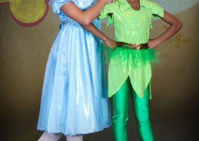 Liezel Marais Dance Academy - Show 2013 - Peter Pan - Peter Pan and Wendy