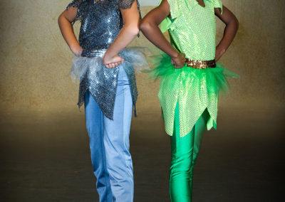 Liezel Marais Dance Academy - Show 2013 - Peter Pan - Peter Pan and his shadow