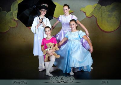 Liezel Marais Dance Academy - Show 2013 - Peter Pan - The Darlings