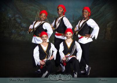 Liezel Marais Dance Academy - Show 2013 - Peter Pan - Pirates