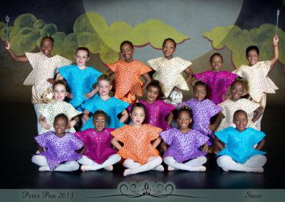 Liezel-Marais-Dance-Academy---Show-2013---Peter-Pan---Stars-A