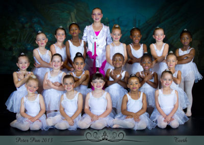 Liezel Marais Dance Academy - Show 2013 - Peter Pan - Teeth