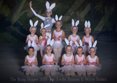 Liezel-Marais-Dance-Academy-The-Ruby-Slipper-2015-Little-Bunnies-and-White-Rabbit
