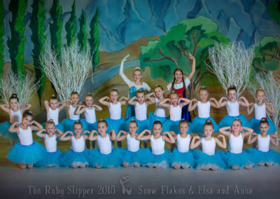 Liezel-Marais-Dance-Academy-The-Ruby-Slipper-2015-Snow-Flakes-and-Elsa-and-Anna