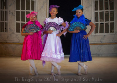 Liezel-Marais-Dance-Academy-The-Ruby-Slipper-2015-Stepsisters-and-Stepmother