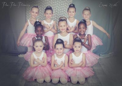 Ballet Exams 2016